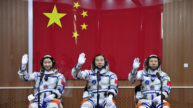 chinese astronauts are called what - photo #20